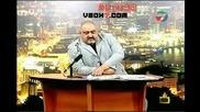 На Водещите Им Падат Слушалките В Ефир (смях)-Господари на ефира 27.07.08 HQ