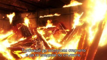 [ Subteam ] Karakuri Circus - 04 [ Бг Субс ]