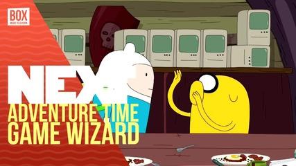 NEXTTV 020: Ревю: Adventure Time Game Wizard