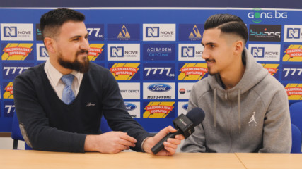 Асен Чандъров: Имам качествата да играя във всеки мач