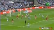 Manchester City 1-0 Stoke City