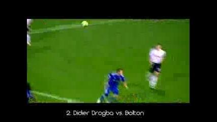 Chelsea Top 10 Goals of the Season 09 - 10