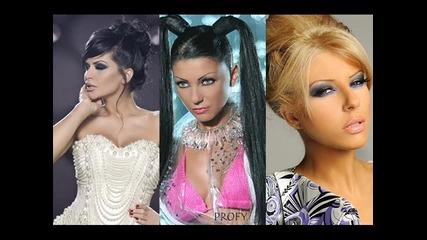 Преслава, Емануела и Андреа - Коя е най добрата ? ( Гласувайте И Коментирайте )