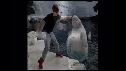 Justin Bieber за конкурса на nilitooo