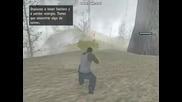 San Andreas Big Foot Mistery - The Solution