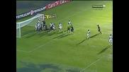 3 в 1 по време на мач в Бразилия: Футбол, ръгби и плуване