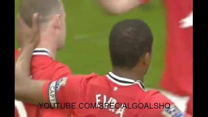 Манчестър Юнайтед - Челси 3:1 (18/09/11)