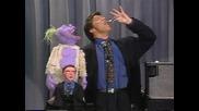 Джеф Дънам във вечерното шоу на Джони Карсон 1990 г. Част 2
