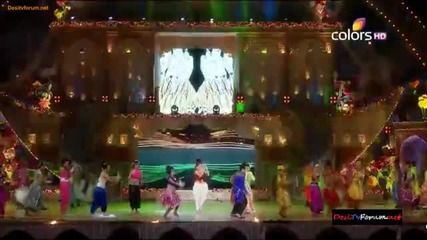 Indian Television - Awards dance