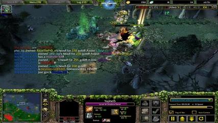 Dota Shadow Fiend Ultra Kill