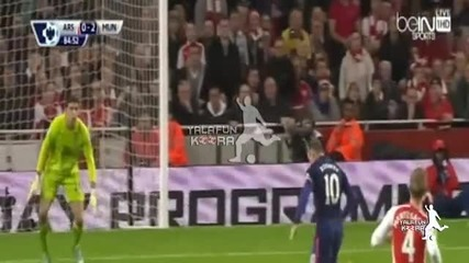 Арсенал 1-2 Манчестър Юнайтед 22.11
