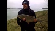 Краси и неговия распер 3.555кг / спининг риболов на р.дунав