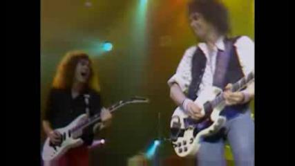 Saxon - Crusader 1990 (live)