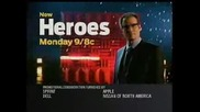 Heroes Season 3 Episode 4 Promo