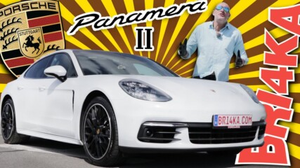 Porsche Panamera 971 II GEN | Test and Review by Bri4ka