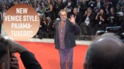 Julian Schnabel wore pajamas on Venice red carpet & that's so normal