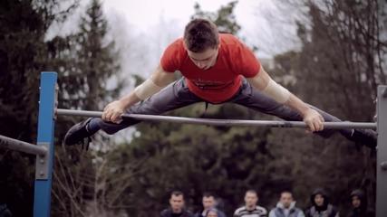 Състезание по уличен фитнес - Велико Търново