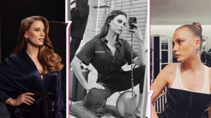 Тежки месеци за Серенай Саръкая: Актрисата се раздели с любимия, силиконът в гърдите ѝ се спука...