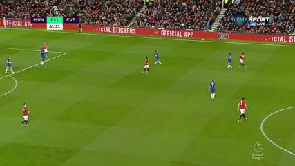 Манчестър Юнайтед - Евертън 1:1 /репортаж/