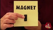 Магнитна торта - Скрита Камера