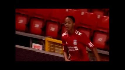 16 - годишен талант на Ливърпул вкарва 5 гола в един мач