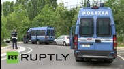 Italy: Security high ahead of Putin's arrival to Italy for National Russia Day