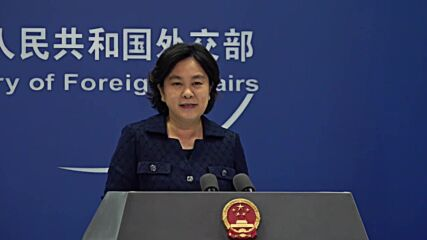 China: Beijing hopes new German govt will continue 'pragmatic and balanced approach' - FM spox