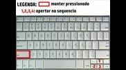 Как Се Правят Новите Финтове На Fifa 09 (keyboard)
