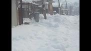 снега в Куклен-2 част
