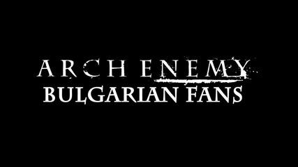 Arch Enemy - Sample Playlist :)