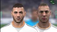 Fifa 14 vs Pes 14 Двубоят между лицата на Реал Мадрид