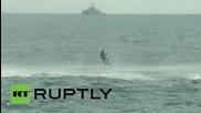 Turkey: Russia joins international maritime Black Sea Hawk drills in Black Sea