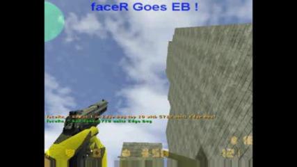 facer goes edgebug