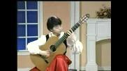 Малък Китарист Свири Паганини