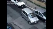Жена шофьор и паркиране (гарантиран смях)