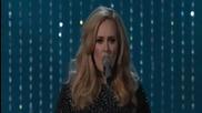 Adele - Skyfall ( Oscar's 2013 live Performence )