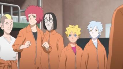 Boruto: Naruto Next Generations - 143 ᴴᴰ