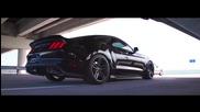 Звукът хипнотизира, а визията те оставя без думи: 2015 Roush Ford Mustang Gt by Vossen