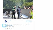 4 Die After Plane Crashes on Atlanta Highway