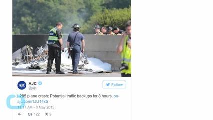 4 Die After Plane Crashes on Atlanta Highway