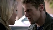 Tvd 4x23 Rebekah & Matt are held by the hunters. Matt decides to go on the road