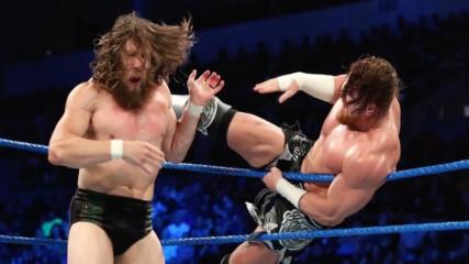 Daniel Bryan vs. Buddy Murphy: SmackDown LIVE, August 21, 2019