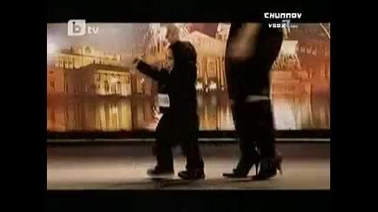 България Търси Талант - Едногодишно бебе с супер танц