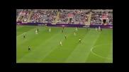 Женски футбол- Сащ- Нова Зеландия 2:0,1/4финали, Олимпийски игри Лондон 2012
