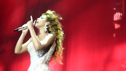 (hd) Beyonce - Listen (i Am... Tour 2009, Nottingham Arena)