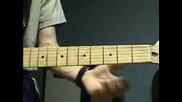 Scuttle Buttin - Srv (guitar Lesson)