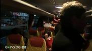Купон в автобуса на Цска
