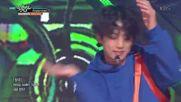 Бг. Превод! B T S - Anpanman - Music Bank
