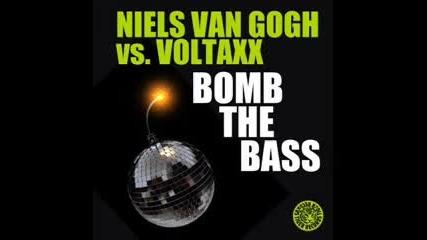 Niels van Gogh vs Voltaxx Bomb The Bass (club Mix)