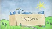 Kak e syzdaden Facebook
